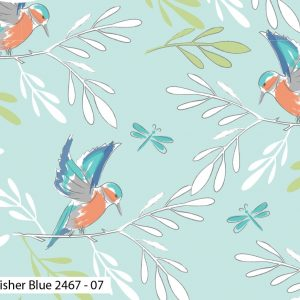 Kingfisher Blue 2467 07