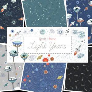 Light Years Glow in the Dark