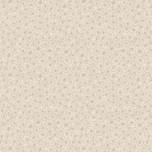 Marigold leaves on dark cream A448.1