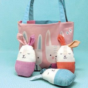 Easter Basket and Eggs example
