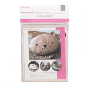 Kitty Bed Mouse Toy