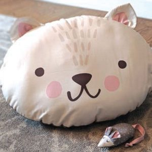 Kitty Bed Mouse Toy example