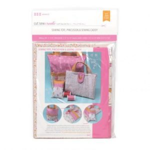 Sewing Tote Pincushion and Sewing Caddy