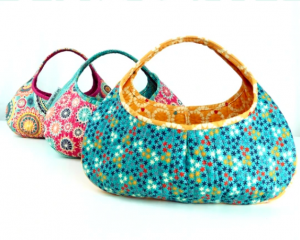 Gondola Basket Sewing Pattern.
