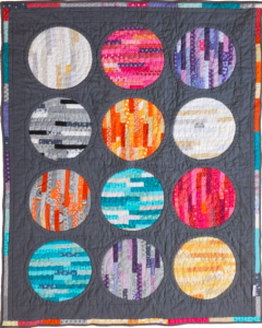 Planets Quilt Sewing Pattern picture