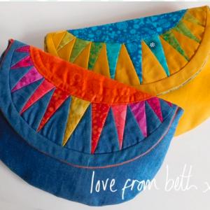 Sunburst Purse Sewing Pattern