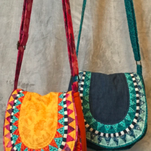 Fiesta Bag Sewing Pattern