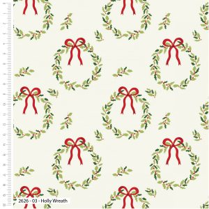 Holly Wreath 2626 03