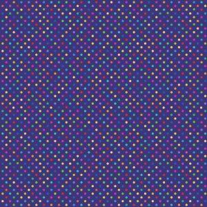 Bright rainbow dots A440.2