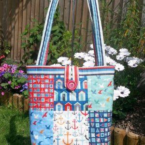 Nautical Tote Bag Kit