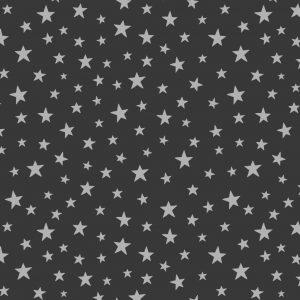 Silver star on black MM1.3