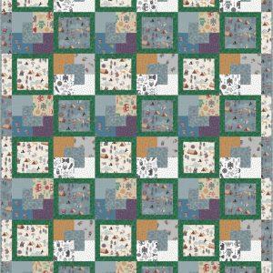 viking quilt kit 1